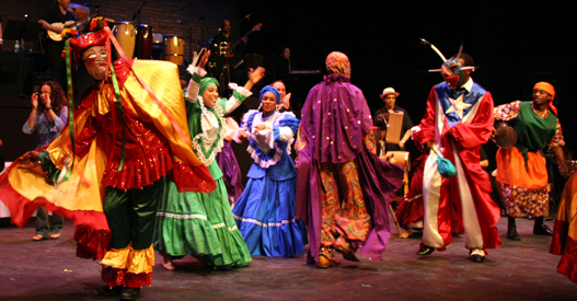 PRFDance Recreates Carnaval De Loiza With William Cepeda 2005 RESOURCES Information On Puerto Rican